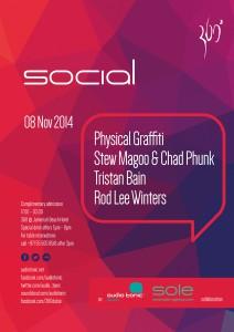 Social 08 November