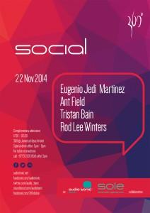 Social 22 November
