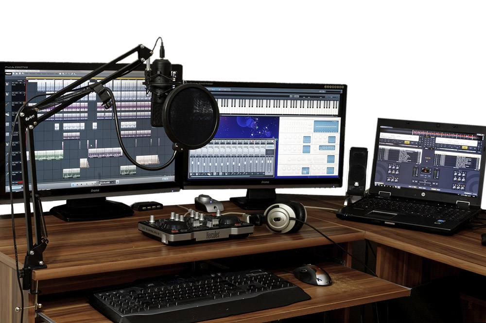 music producer production songs booking agency dubai